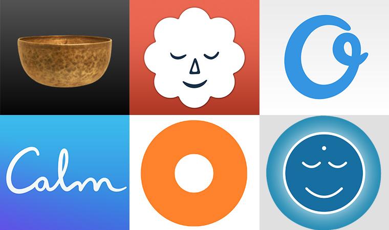 Apps de meditación - Portada