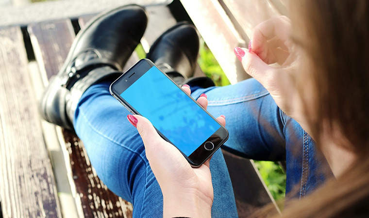 Apps de meditación - Smartphone
