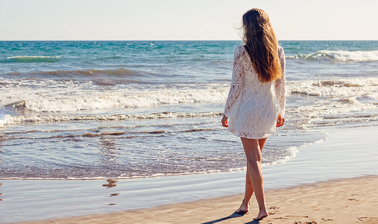 Beneficios del agua del mar - Portada