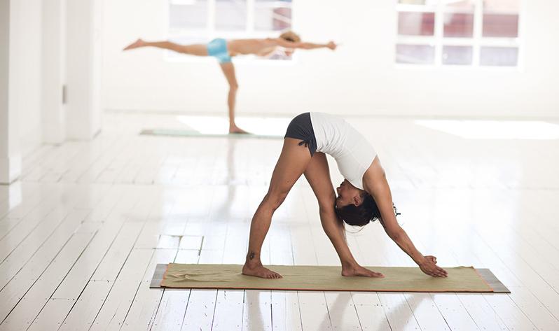 Beneficios del yoga para tu forma física - Efectos visibles