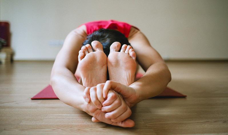 Beneficios del yoga para tu forma física - Flexibilidad y postura
