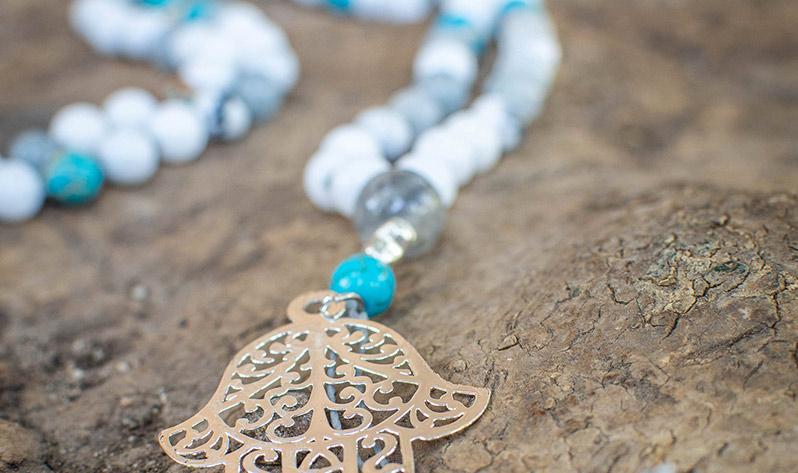 Sigue descubriendo el poder del cuarzo - Japa Mala Camino a Hamsa