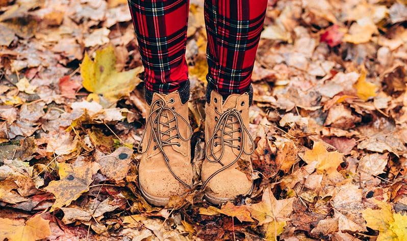 Prepara cuerpo y mente para el otoño - Paseo otoñal