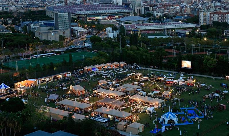 Aumjoia en PoloPark at CSIO Barcelona - Club de Polo