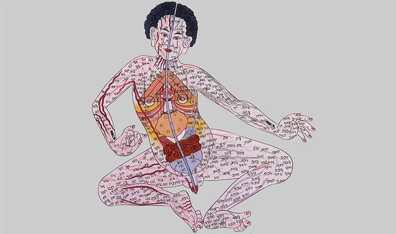 Cuáles son los 7 chakras - Cuerpo