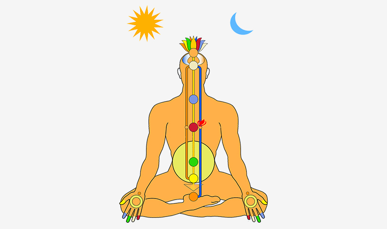 Cuáles son los 7 chakras - Energías