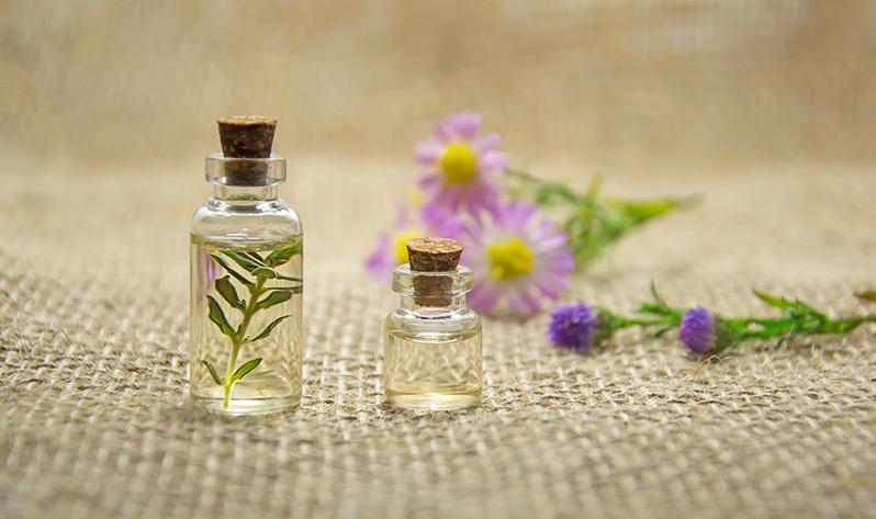 Aromaterapia para meditar - Aceites esenciales
