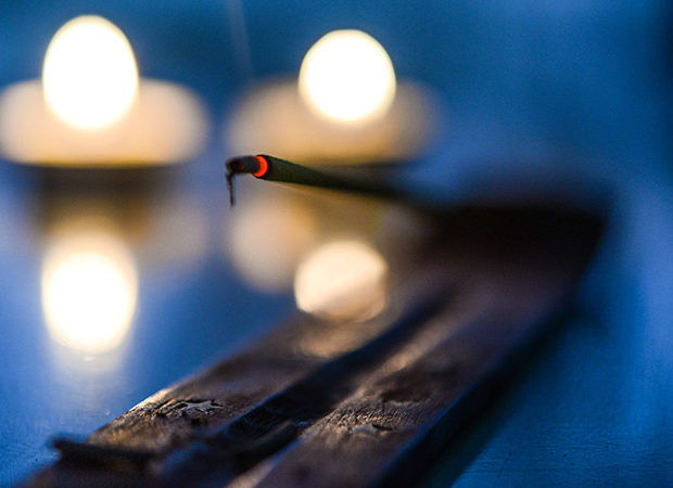 Inciensos para meditar y relajarte - Portada