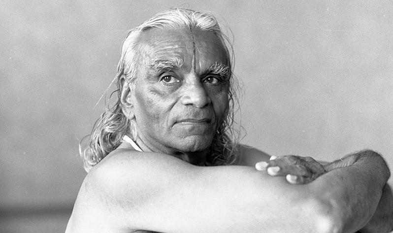 Conoce 5 tipos de yoga - B. K. S. Iyengar