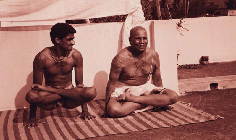 Conoce 5 tipos de yoga - Sri K. Pattabhi Jois