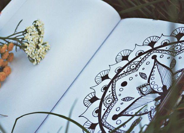 Qué es un mandala - Cuaderno (Portada)