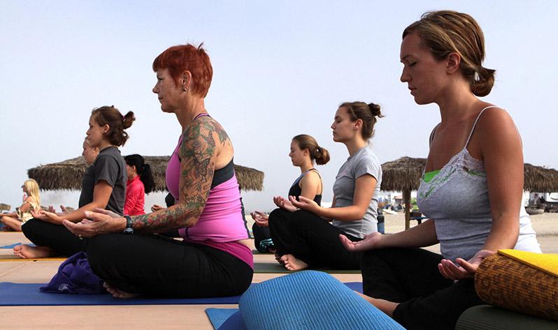 Qué es el yin yoga - Relajación