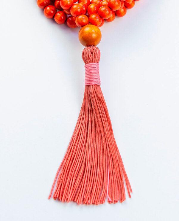 japamala-madera-naranja-tassel