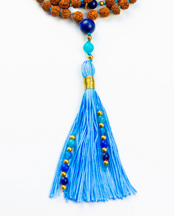 japamala-rudraksha-azul-detalle-tassel