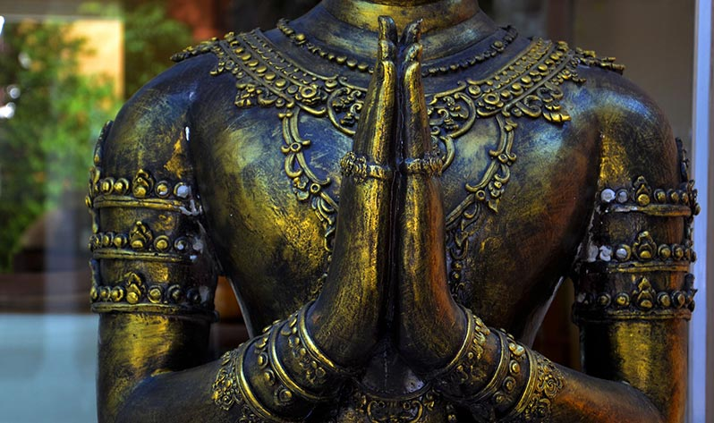 Meditación con kirtan - Divinidad