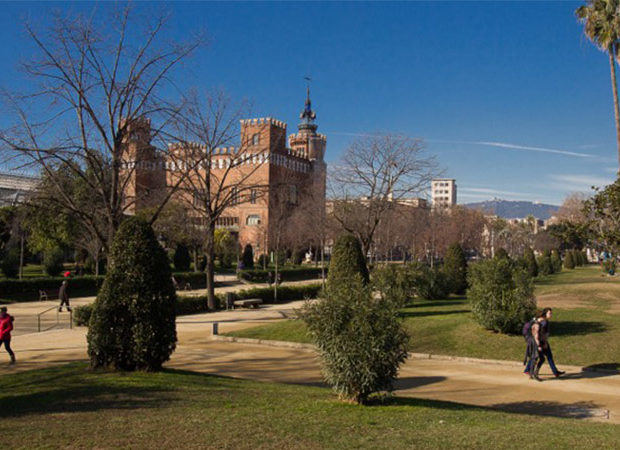 Sitios para meditar en Barcelona al aire libre - Portada