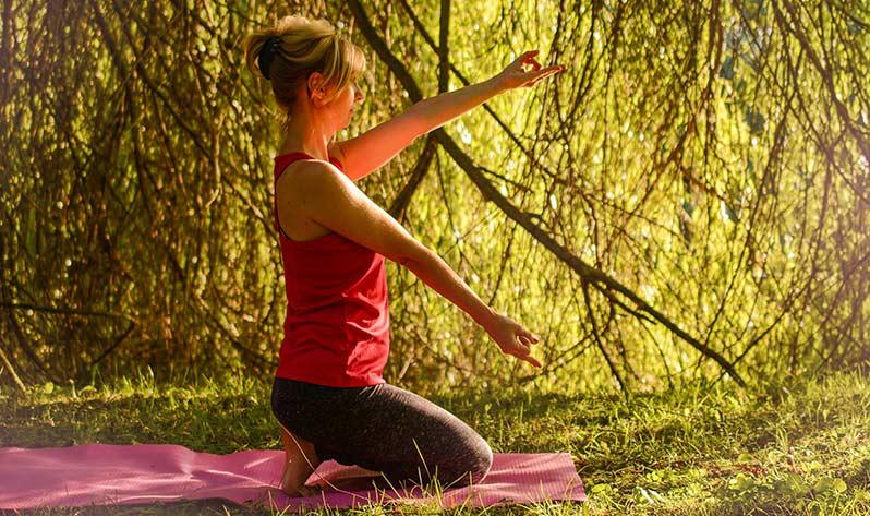No me gusta el yoga: qué puedo cambiar para intentarlo de nuevo - Espacio