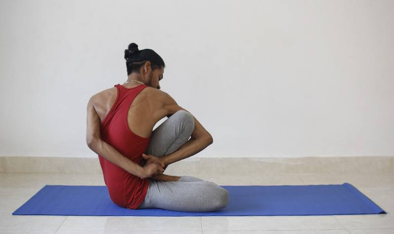 No me gusta el yoga: qué puedo cambiar para intentarlo de nuevo - Maestro de yoga