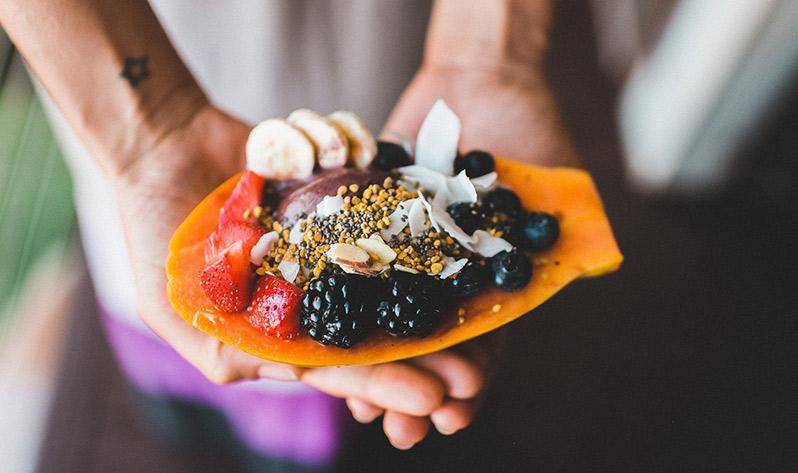 Por qué realizar un retiro espiritual este verano - Alimentación