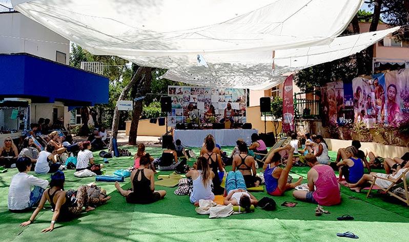 Aumjoia estará en el Village de la Barcelona Yoga Conference 2019 - Pasada edición