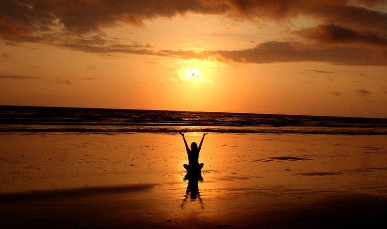 Llévate tu Japa Mala para meditar estas vacaciones - Poder del mar