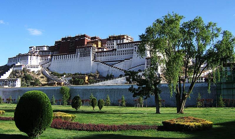 Conoce mejor el Tíbet, una de las cunas de las Japa Malas - Potala