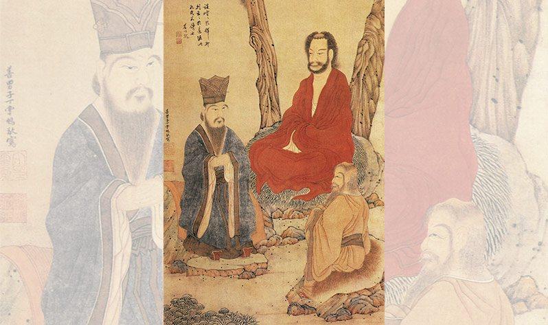 Descubre la filosofía y la meditación taoísta - Confucio, Lao Tse y Buda