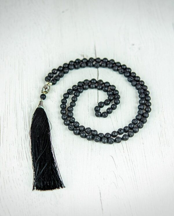 JapaMala Black Lava