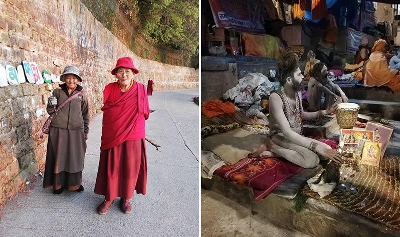 Vivir la India - Contrastes