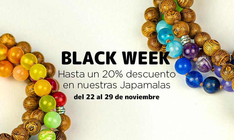 Black Week en Aumjoia: descuento en todas las Japa Malas (Portada)