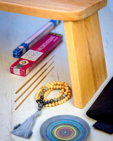 Packs de meditación de Aumjoia - Fortaleza total