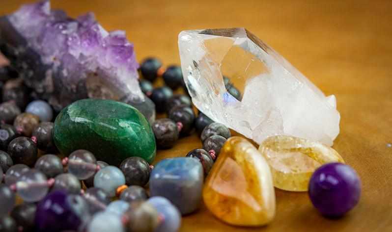 Japa Malas y pulseras de cuarzo al 20% - Minerales