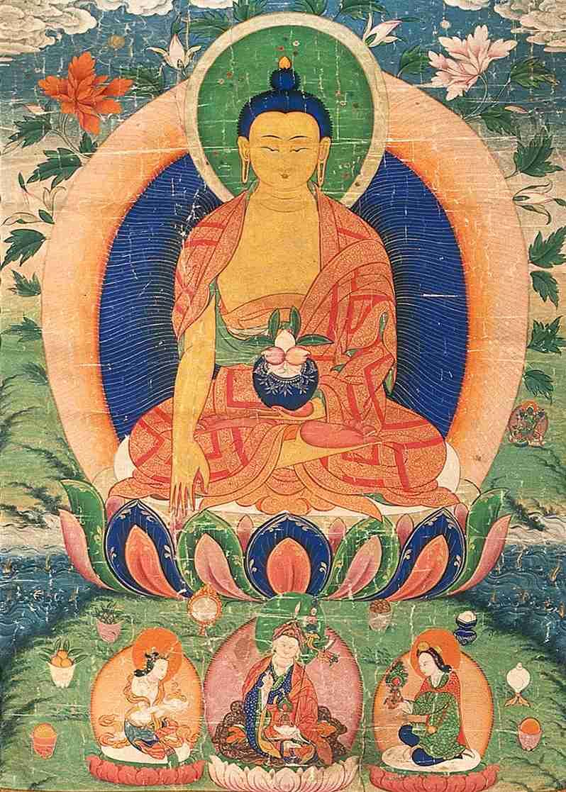 Yeshe Tsogyal: la gran yoguini del budismo tibetano - Buda