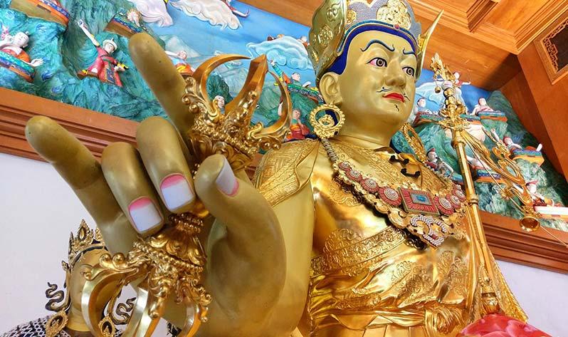 Yeshe Tsogyal: la gran yoguini del budismo tibetano - Padmasambhava