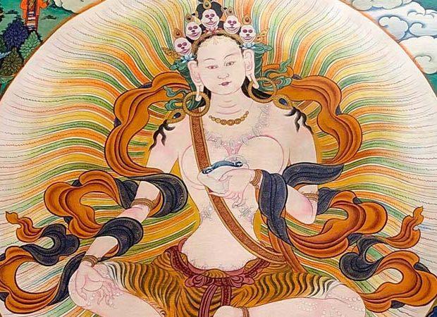 Yeshe Tsogyal: la gran yoguini del budismo tibetano - Portada