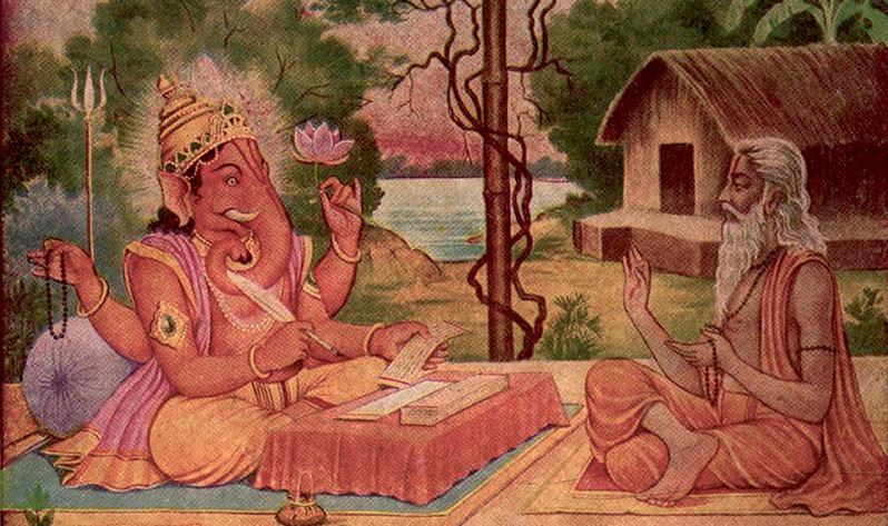 Nuevos mantras para meditar estos días con tu Japa Mala - Ganesha (Mahabarata)