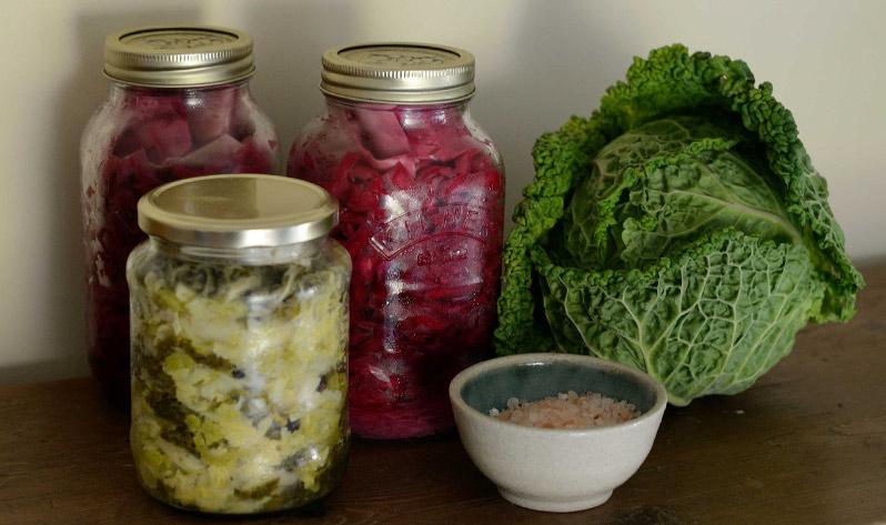 Qué comer para mejorar el sistema inmunitario - Chucrut