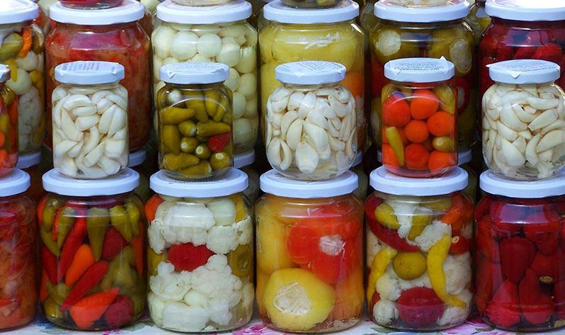 Qué comer para mejorar el sistema inmunitario - Encurtidos