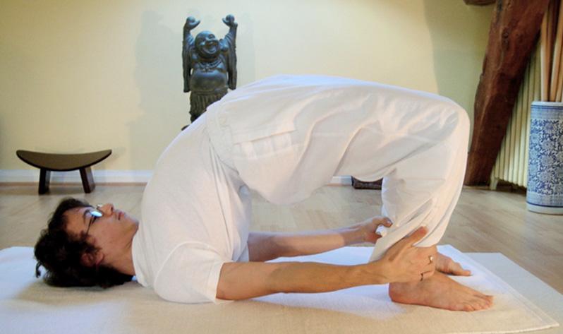 Equilibra el chakra de la garganta con nuestras Japa Malas y gemas - Asana camello