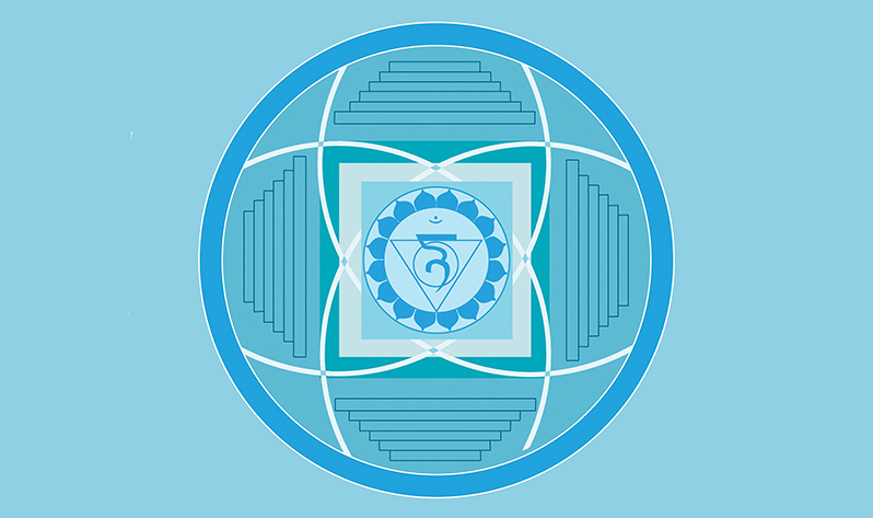 Equilibra el chakra de la garganta con nuestras Japa Malas y gemas - Vishuddha
