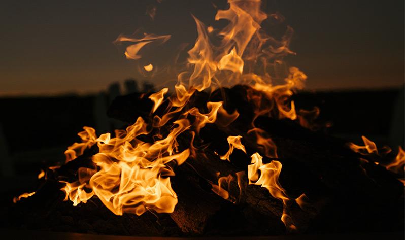 Meditación con Japa Mala para un verano sereno y empoderador - Fuego