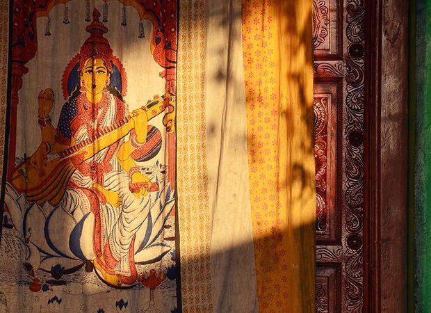 Sarasvati, la diosa del conocimiento que guía nuestro aprendizaje - Portada
