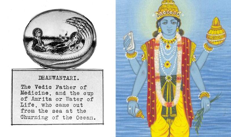 Ayurveda: la medicina tradicional de la India basada en el equilibrio - Dhanwantari