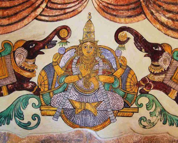 Laksmí, la Diosa Madre de la prosperidad espiritual y material - Portada