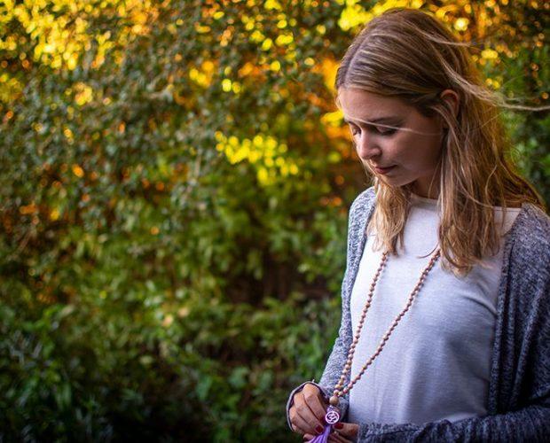 Meditaciones de otoño con las que prepararse para crecer - Portada (Marina)