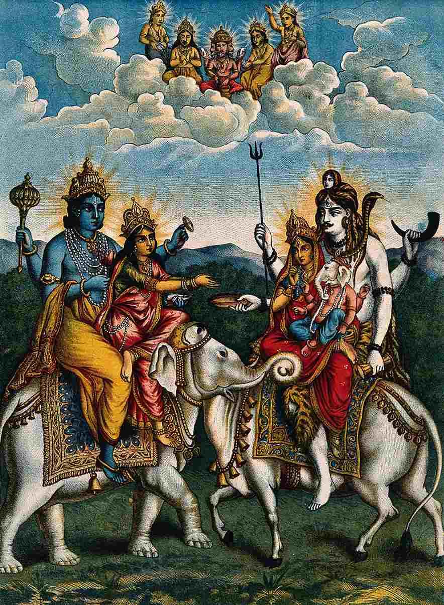 Parvati, la Diosa Madre de la fertilidad que equilibra el mundo - Encuentro divinidades
