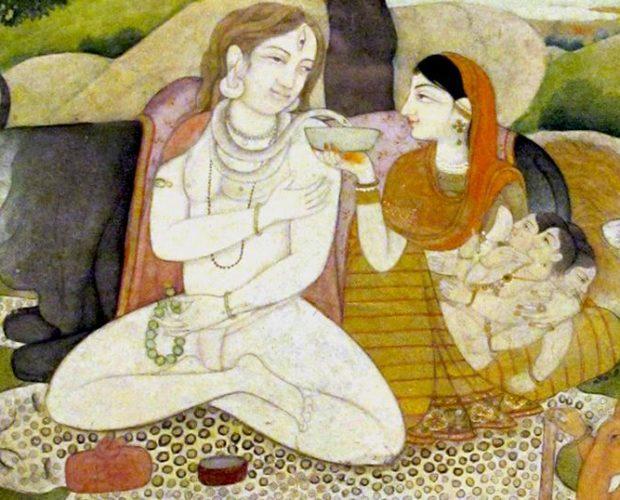 Parvati, la Diosa Madre de la fertilidad que equilibra el mundo - Familia (Portada)