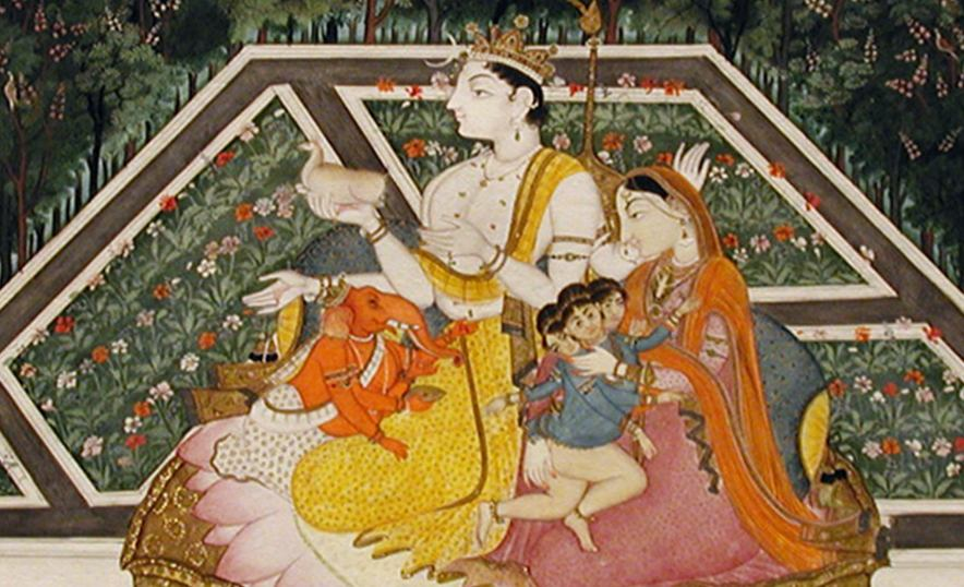 Parvati, la Diosa Madre de la fertilidad que equilibra el mundo - Familia