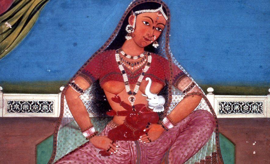 Parvati, la Diosa Madre de la fertilidad que equilibra el mundo - Ganesha Bebé