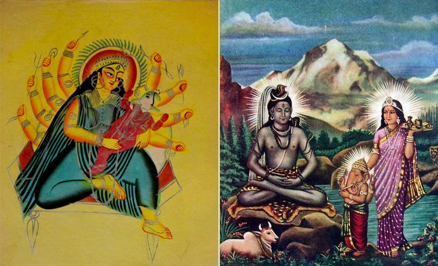 Parvati, la Diosa Madre de la fertilidad que equilibra el mundo (Portada)